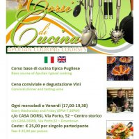 Cooking classes at B&B Casa Dorsi